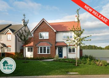 Thumbnail 4 bed property for sale in Puriton Hill, Puriton, Bridgwater