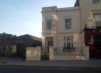 Thumbnail 5 bedroom terraced house to rent in Mornington Terrace, London
