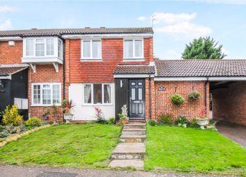 Thumbnail 3 bed terraced house for sale in Ramson Rise, Hemel Hempstead, Hertfordshire