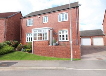 Thumbnail 4 bed detached house for sale in Llewellyns View, Gilfach Goch, Tonyrefail