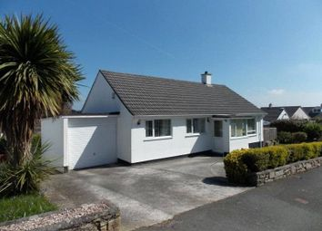 Thumbnail 3 bed detached bungalow for sale in St Golder Road, Newlyn, Penzance