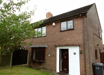 Thumbnail 3 bed property to rent in Cotswold Avenue, Newcastle-Under-Lyme