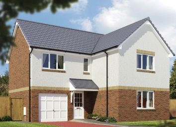 "Thumbnail 4 bedroom detached house for sale in ""The Lismore"" at South Gyle Wynd, Edinburgh"