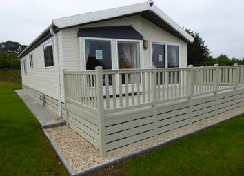Thumbnail 2 bed lodge for sale in Lakeside Country Park, Wyre Common, Cleobury Mortimer, Kidderminster, Worcestershire