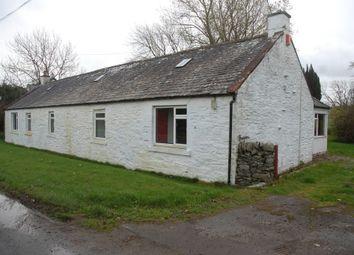 Thumbnail 3 bed detached house for sale in Brigston Cottage, Milton, Dumfries