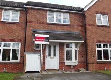 Thumbnail 2 bed property to rent in Minstrel Close, Hucknall, Nottingham
