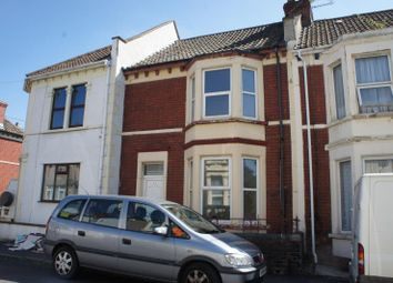 Thumbnail 3 bed terraced house to rent in Salisbury Street, Barton Hill, Bristol