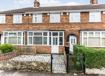 Thumbnail 3 bed terraced house to rent in Oak Road, Bedford