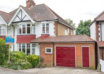 Thumbnail 3 bed semi-detached house for sale in Friary Road, North Finchley