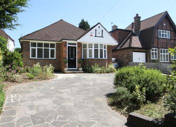 Thumbnail 2 bed detached bungalow for sale in Field End Road, Pinner
