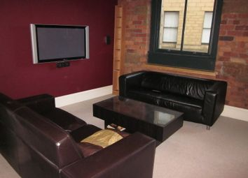 Thumbnail 2 bed flat to rent in Little Germany, Bradford