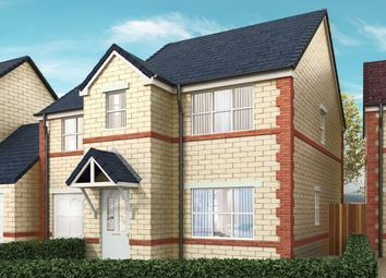 Thumbnail 4 bedroom detached house for sale in Limetrees, Pontefract