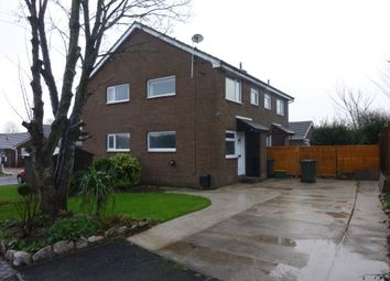 Thumbnail 1 bedroom semi-detached house to rent in Chapel View, Overton