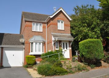 Penrith Way, Eastbourne BN23. 3 bed link-detached house