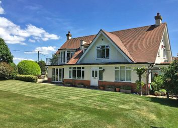 Thumbnail 4 bed detached house for sale in Pitmore Lane, Sway, Lymington, Hampshire