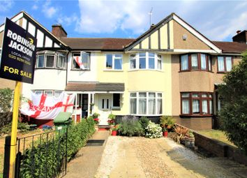 Thumbnail 3 bed terraced house for sale in Meadow View, Sidcup, Kent