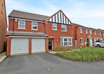 Thumbnail 5 bed detached house for sale in Bradstone Drive, Mapperley, Nottingham