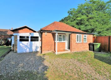 Thumbnail 1 bedroom detached bungalow for sale in Shipdham Road, Toftwood