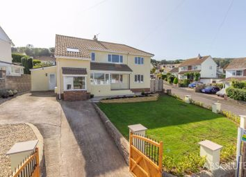 Thumbnail 4 bed detached house for sale in Upton Manor Road, Brixham