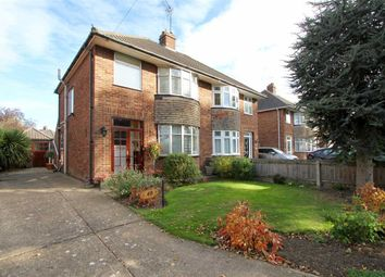 Thumbnail 3 bedroom semi-detached house for sale in Colchester Road, Ipswich