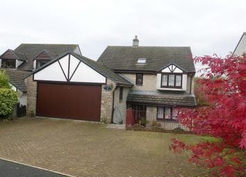 Thumbnail 6 bed detached house for sale in Willow Way, Liskeard