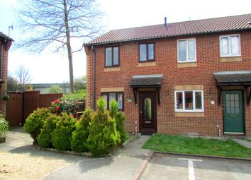 Thumbnail 2 bedroom end terrace house for sale in Sutton Close, Anchorage Park, Portsmouth