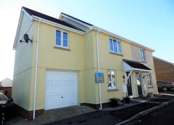 Thumbnail 3 bedroom semi-detached house for sale in Westcots Drive, Winkleigh