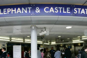 Thumbnail 3 bedroom flat for sale in One The Elephant And Castle, London