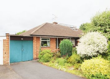 Thumbnail 3 bed bungalow for sale in Meadow Road, Henley-In-Arden