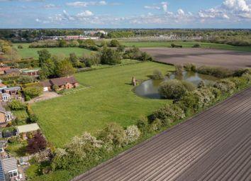 Thumbnail 3 bed farm for sale in Moor Lane, York