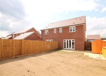 Thumbnail 3 bedroom semi-detached house for sale in Woodfield Road, Highfields Caldecote, Cambridge