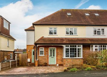Thumbnail 4 bed semi-detached house for sale in Dunsdon Avenue, Guildford