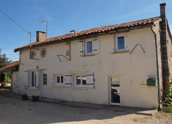 Thumbnail 4 bed property for sale in Savigne, Vienne, France