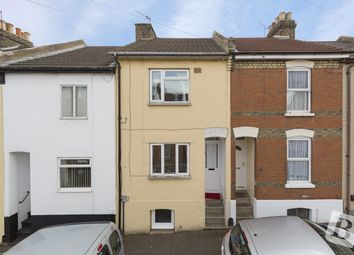 Thumbnail 3 bedroom terraced house for sale in Herbert Road, Chatham, Kent