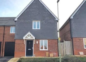 Thumbnail 3 bed semi-detached house for sale in Whiteland Way, Clanfield, Waterlooville