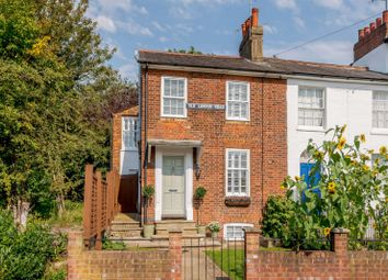 Thumbnail 3 bed end terrace house for sale in Old London Road, St. Albans, Hertfordshire
