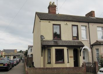 Thumbnail 2 bedroom end terrace house for sale in Sussex Road, Gorleston, Great Yarmouth
