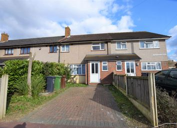 Thumbnail 3 bed terraced house to rent in Thatches Grove, Romford