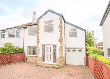 Thumbnail 4 bed semi-detached house to rent in Ringwood Gardens, Wellington Hill, Leeds, West Yorkshire