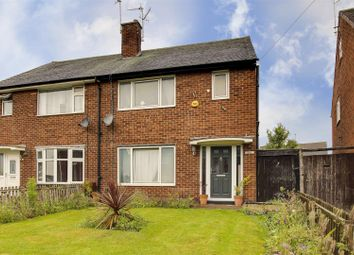 2 bed semi-detached house for sale in Brickyard Drive, Hucknall, Nottinghamshire NG15