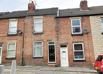 Thumbnail 3 bed terraced house to rent in Nelson Street, Chesterfield, Derbyshire