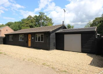 Thumbnail 5 bedroom detached bungalow for sale in Cindys Lair, Bury Road, Mildenhall, Bury St. Edmunds, Suffolk