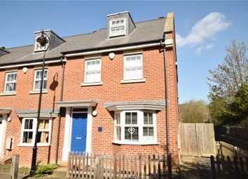 Thumbnail 3 bed end terrace house for sale in Reed Court, Greenhithe, Kent