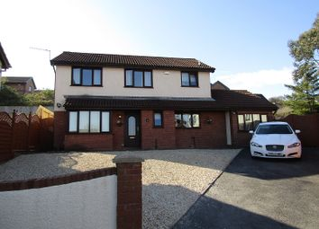 Thumbnail 4 bed property for sale in Parc Avenue, Morriston, Swansea.