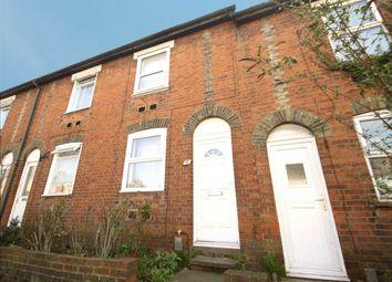 Thumbnail 2 bedroom terraced house for sale in Chevallier Street, Ipswich