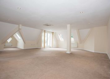 Thumbnail 2 bed penthouse to rent in Upper Park Road, Salford