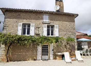 Thumbnail 4 bed property for sale in Poitou-Charentes, Charente, Nanteuil En Vallee