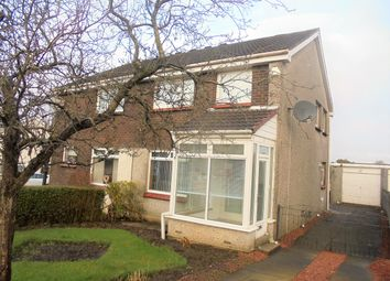 Thumbnail 3 bed semi-detached house for sale in Barra Avenue, Cambusnethan Wishaw