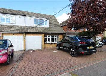 Thumbnail 3 bed semi-detached house to rent in The Crescent, Hadleigh, Benfleet