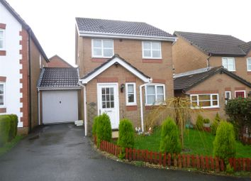 Thumbnail 3 bed end terrace house for sale in Maes Glas, Barry